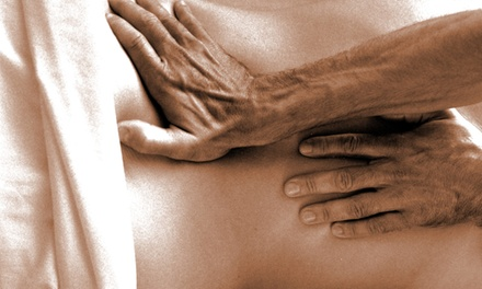 $15 for $30 Worth of One hour massage at New Mexico Academy of Healing Arts