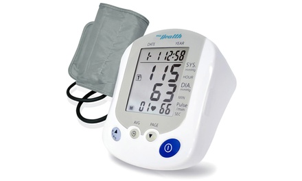 Pyle Health Bluetooth Blood Pressure Monitor