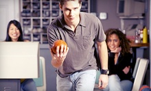 $24 for Two Hours of Candlepin Bowling for Six with Shoe Rental at Timber Lanes ($60 Value)