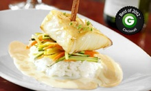 $20 for $40 Worth of Upscale Contemporary American Cuisine for Dinner at Trio Bistro