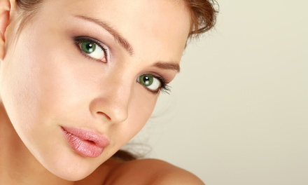 Permanent Upper or Lower Eyeliner, Eyebrows, or Lip Liner at N'dis Skin Care & Hair Spa (Up to 60% Off)