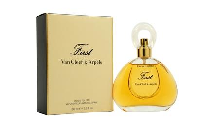 Van Cleef & Arpels First Eau de Toilette for Women; 3.3 Fl. Oz.