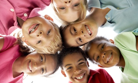 Two, Three, or Five Days of Half-Day Summer Camp at Win Kids Sports and Learning Center (54% Off)