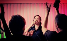 Three Hours of Karaoke with Beers and Popcorn for Up to 6 or 12 at Stage 7 (Up to 62% Off)