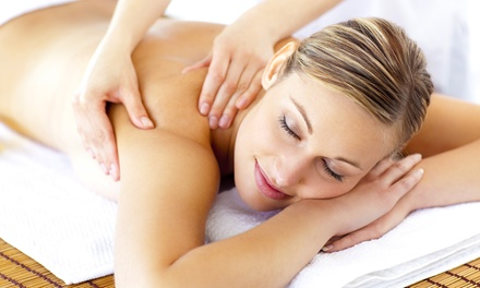 $59 for a 60-Minute Massage with Aromatherapy from Energy Vibrations & Enrichment ($105 Value)