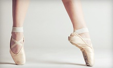 5 or 10 Tango or Ballet Classes at Tango 21 (Up to 61% Off)
