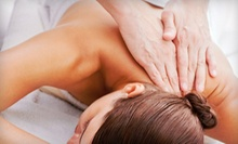 70-Minute Massage with Option for 60-Minute European Facial at VA Massage (Up to 64% Off)