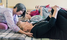 5 or 10 Group Yoga Classes, or One Private Yoga Session at Aptos Yoga (Up to 79% Off)
