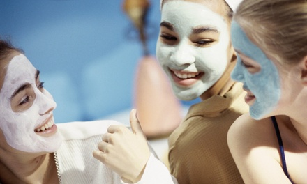 $16 for $35 Groupon — Spa For Kids