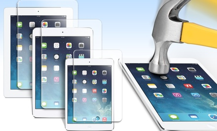 ShatterGuardz Tempered-Glass Screen Protector for iPad mini, 2/3/4, or Air from $9.99–$12.99