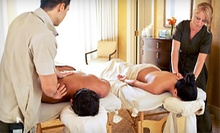 30- or 60-Minute Couples Massage with Chocolates and Champagne at La Bella Day Spa and Salon (Half Off)
