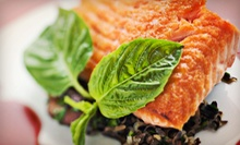 Steaks, Seafood, and Italian Cuisine for Two or Four at Marty's Place (Up to 51% Off)