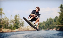 Youth Wakeboarding Camp at Wake Nation Houston (Up to Half Off). Seven Options Available.