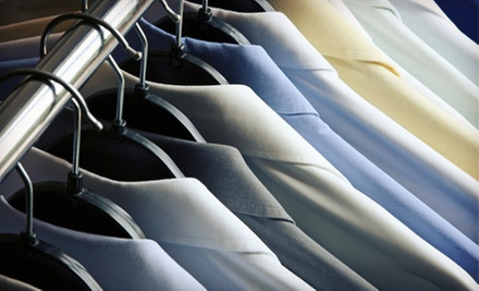 Dry Cleaning, Alterations, and Wedding-Dress Preservation at Boxgrove Cleaners (Up to 67% Off). Three Options Available.