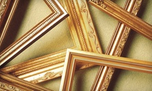 $35 for $100 Worth of Custom Framing at The Art of Custom Framing