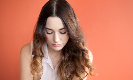 Women or Men's Haircut with Hot Towels and Shoulder Massage or Color at Salon 43 East (Up to 40% Off)