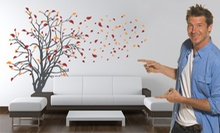 Wall Decals from Wall Spirit (67% Off). Two Options Available.