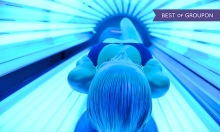 $10 for One Month of Unlimited UV Tanning at Seattle Sun Tan ($279 Value)
