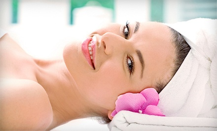 Spa Packages for One or Two with Massage and Facial at Facelogic Spa (Up to 61% Off)