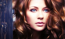 Mani-Pedi or Cut and Condition with Styling or Partial or Full Highlights at Isabella Hair, Nails & Spa (Up to 66% Off)