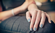 One or Two Shellac Manicures at LaVie Nails (Up to 52% Off)