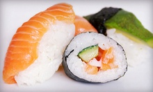 $15 for $30 Worth of Japanese Food at Jojo Restaurant &amp; Sushi Bar 