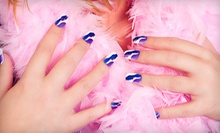 Mani-Pedi with Nail Art for One, Two, or Four Kids at Pretty Girls Rock (Up to 61% Off)