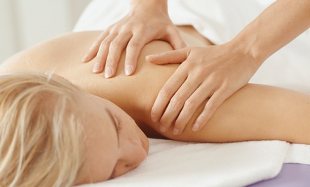 Chiropractic Adjustment or Massage from ChiroValues.com (Up to 87% Off). Four Options Available.