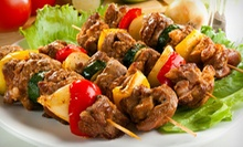 $10 for $20 Worth of Mediterranean Cuisine at Kabob House
