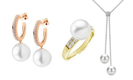 Brincos Huggy, colar TIE ou anel em ouro desde 79,99€ com opção de conjunto por 249,99€