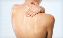 Chiropractic Consult, Exam, Adjustment, and One or Three Massages at Maximized Health Wellness Center (Up to 85% Off)