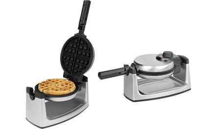 Kalorik Stainless Steel Rotary Belgian Waffle Maker