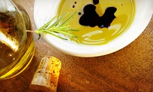 $10 for $20 Worth Gourmet Olive Oils and Vinegars, with Tasting Tour and Ice-Cream Sundae at Palmetto Olive Oil Co.