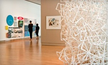 Student, Individual, or Family Membership to Madison Museum of Contemporary Art (Up to 54% Off)