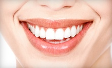Exam, X-rays, and Cleaning, or Zoom! Teeth-Whitening Treatment at Dental Smile Therapy (Up to 84% Off)