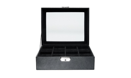8-Piece Watch Case