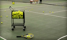 $75 for Six Weeks of Group Tennis Lessons for Adults at Beverly Hills Club ($151 Value)