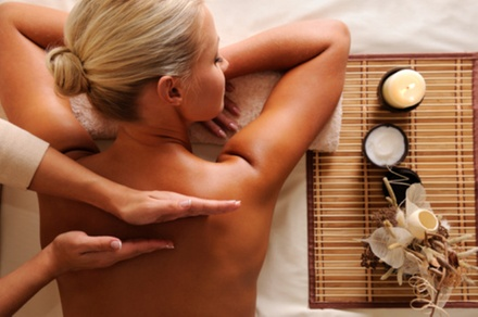 One 60- or 90-Minute Full-Body Relaxation Massage at Defy Hair and Esthetics (Up to 42% Off)