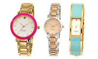 GROUPON: Kate Spade Ladies Watches | Brought to You by ideel Kate Spade Ladies Watches | Brought to You by ideel