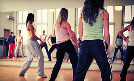 $32 for 10 Zumba Classes at Kick It Out! Competitive Dance ($65 Value)