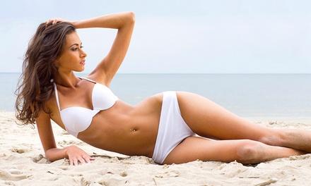 One or Two Brazilian Bikini Waxes at Bee Sugared (Up to 65% Off)