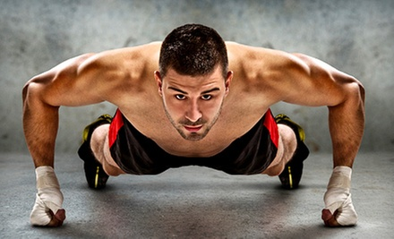 Six or Eight Weeks of Fight Fit Bootcamp Classes at Mid-America Martial Arts (Up to 51% Off)