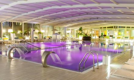 Augusta Spa Resort 4* — Sanxenxo: 1 ou 2 noites para dois com meia pensão, spa, tratamento e welcome gift desde 114€