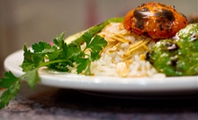 $12.50 for $25 Worth of Mediterranean Cuisine for Dinner at Le Kabob