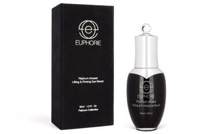 Euphorie Platinum Infused Lifting & Firming Eye Serum; 1.0 Fl. Oz.