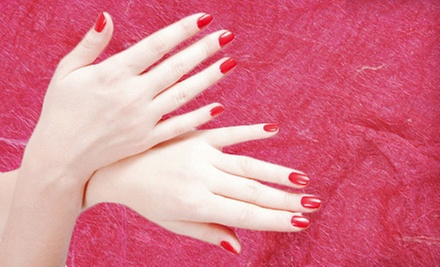 $25 for a Spa Shellac Manicure from Sherree Edmunds at Clarkston Hair Studio ($40 Value)