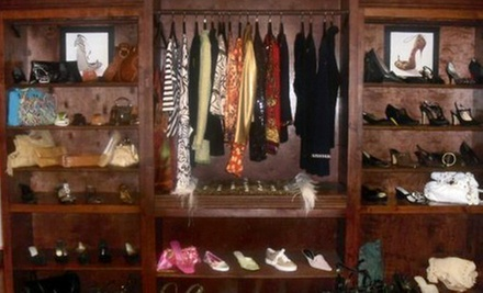 $20 for $40 Worth of Women&#x27;s Consignment Apparel and Accessories at Ritzy Rags Consignment Boutique