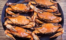 $99 for a Two-Hour Hand-Crabbing Experience for Up to Six People from May River Excursions in Bluffton ($200 Value)