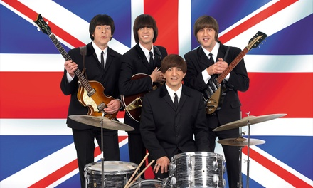 Liverpool Legends Beatles Tribute at Caravelle Theatre Through Saturday, October 4 (Up to 49% Off)