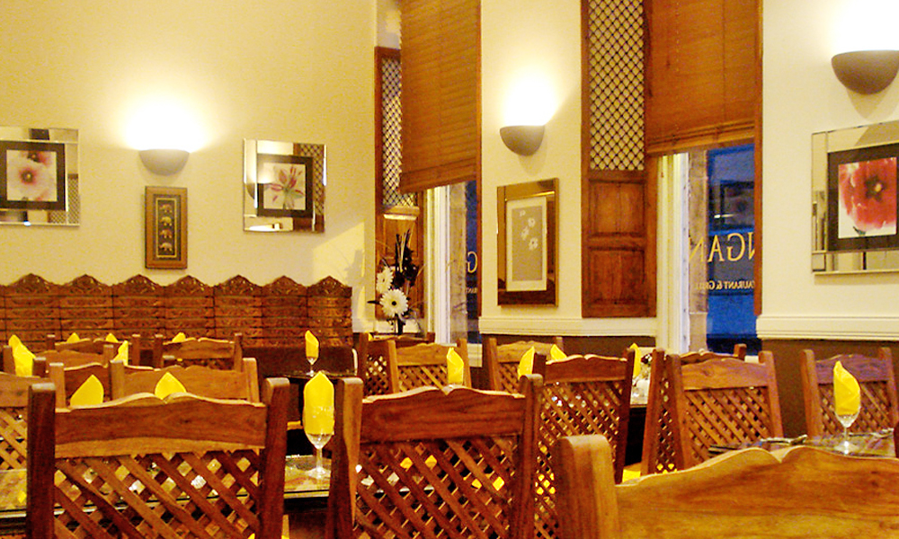 Aangan indian restaurant in cupar fife groupon for Aangan indian cuisine
